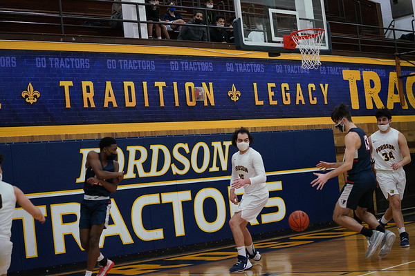 2021 Livonia Franklin vs Dearborn Fordson away game