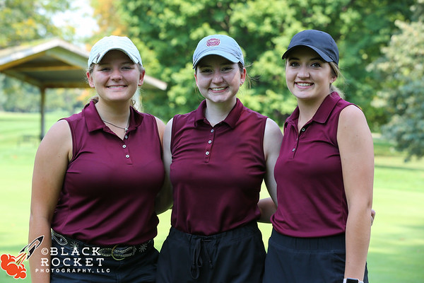 Bear Golf - Lady's Sectional