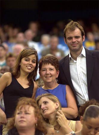 Family Visit 2002