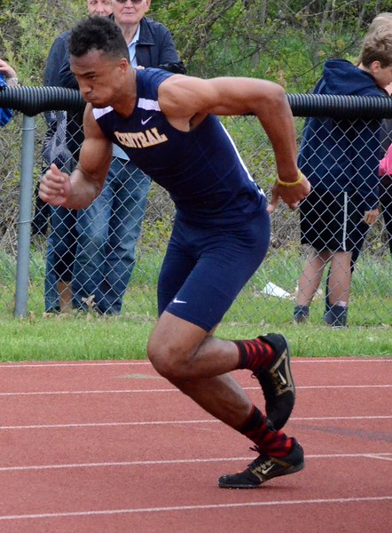 Milford held a Division 1 track regional on Friday featuring a number of Oakland County teams. The Novi boys team claimed the regional championship. (Oakland Press photo gallery by Drew Ellis)