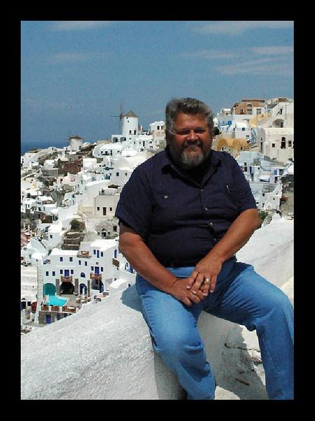On the Castle - Oia - Greek Islands - 2006.jpg
