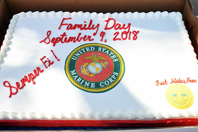 USMC Family Day - Sept 9, 2018