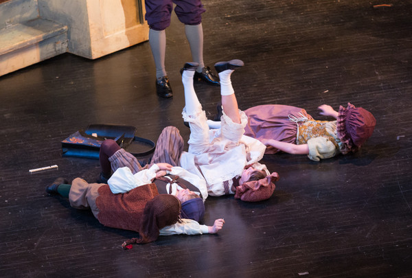 The Barber of Seville, Utah Opera, May 2013