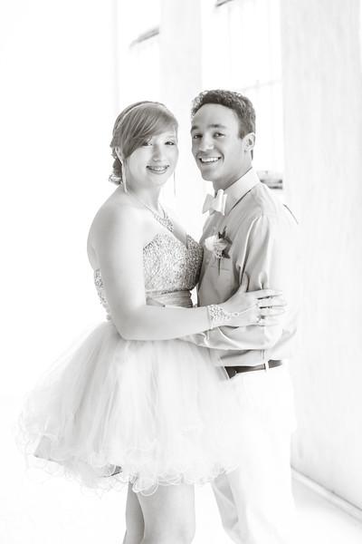 Evan and Daria