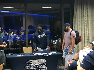 2018 Cowboys at Panthers