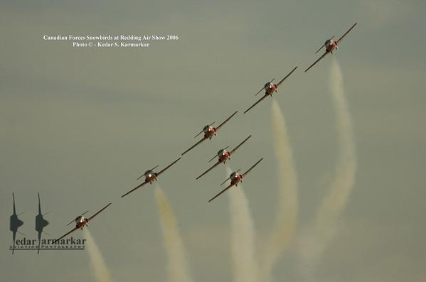 Redding Air Show 2006