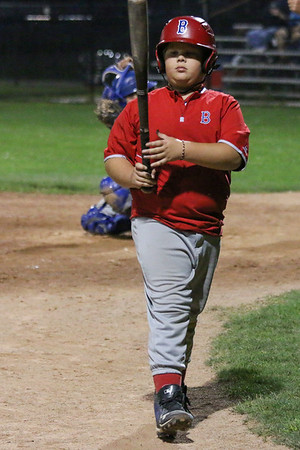 Playoffs: Red Sox vs. Baycats August 11