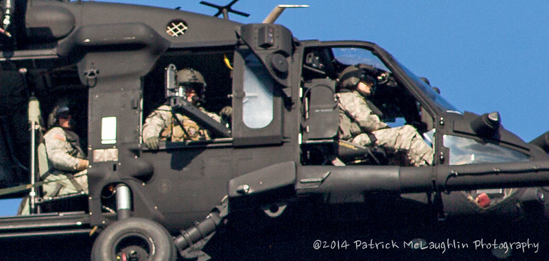 2014 JULY ARMY HELICOPTER AND OSPREY