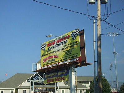 New Egypt Speedway August 15 2009
