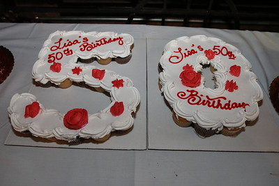 OCTOBER 2ND, 2021: LISA'S 50TH BIRTHDAY BASH