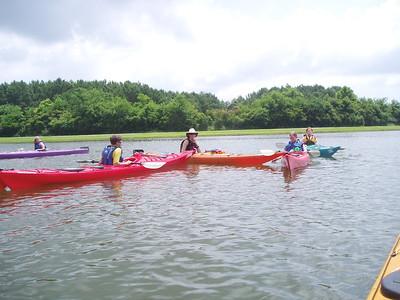 Teen Venture Sea Kayaking
