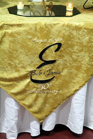 50th Wedding Anniversary-Ellington's