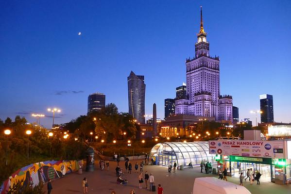 2016 Warsaw May 9-12
