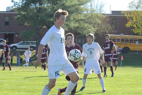 WUHS Boys Soccer vs Proctor