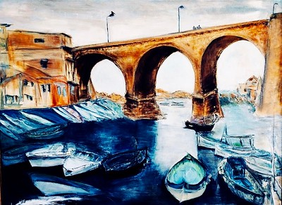 2021 All Water/Seascape Art Painting/Drawing Exhibition