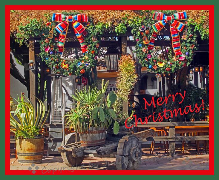 San Diego Old Town Christmas