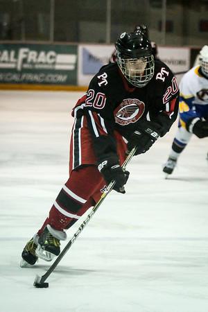 Peters Township vs Canon Mac Ice Hockey 12-17-2012