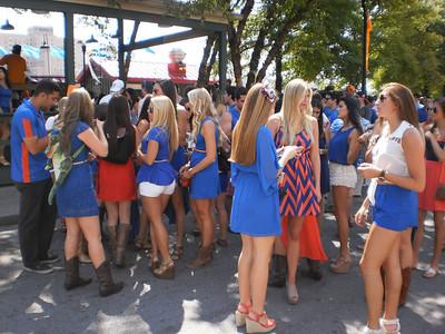 Tennessee vs. Florida 2012