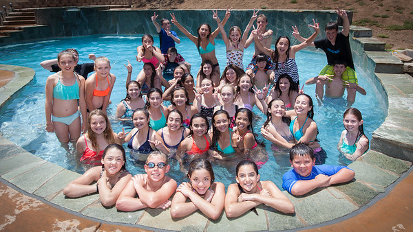 LMS Pool Party