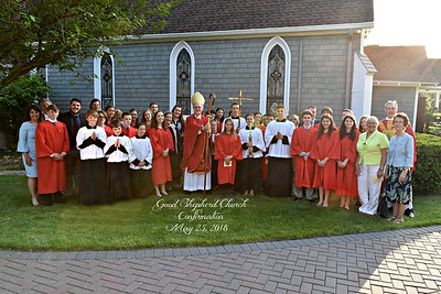 Good Shepherd Confirmation 2018