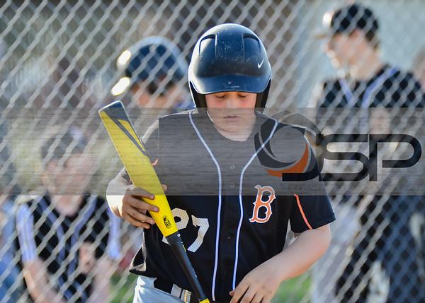 2014 5-7 Blaine 7th gr. MS Baseball game