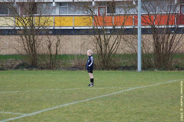 Heerenveense Boys F2 - Frisia F4 (2-6)