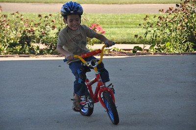 2011-09-04  Dylan No training wheels