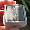 2.88ctw Old European Cut Diamond Pair, GIA I/VVS2 &  GIA H VS1 1