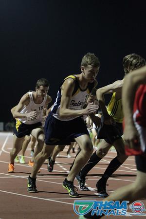 Class 3A - Running Event Finals - Boys 3200m Run