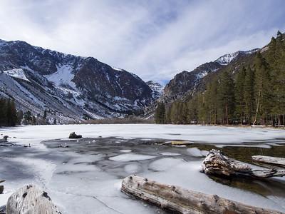 Parker Lake Hike  1.17.15