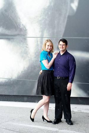 Michelle & Carl Engagement