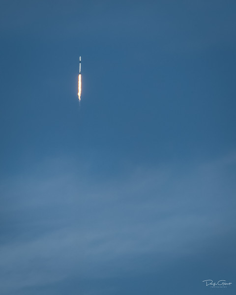 CRS-16 on a SpaceX Falcon 9