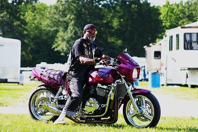 Bikers Round Up Hampton Ga