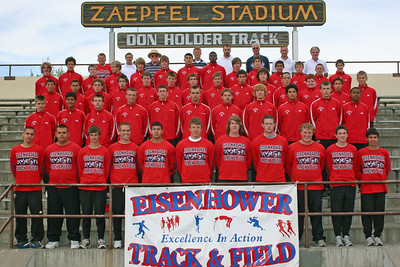 2007 Eisenhower Track & Field Season