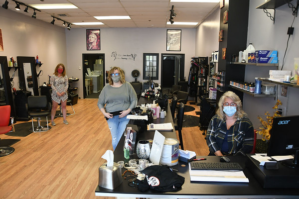 Hair salons to open - 051920