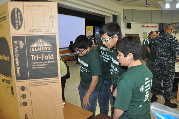 First Lego League Robotics Qualifying Tournament