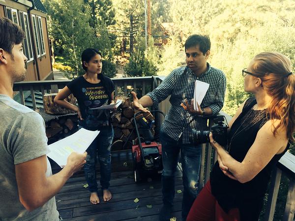 Screenwriting Program - 2014