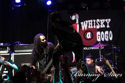 Capture The Crown @ The Whisky A Go Go (Hollywood, CA); 4/27/15