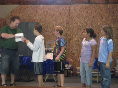 Northern MI Family Camp, Manton MI,  August 2008