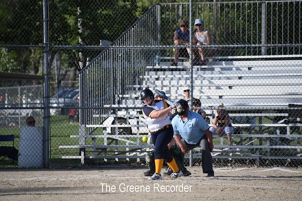 Softball vs Osage
