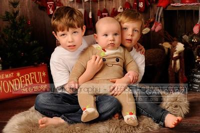 Henry, Theo, William