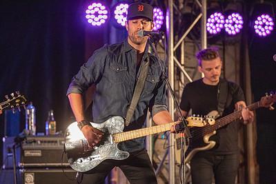 Dave Hartney Band at Sunfest 2019