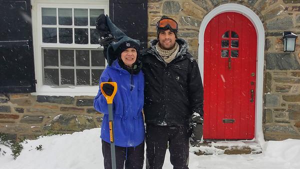 Ardmore Snow 2016