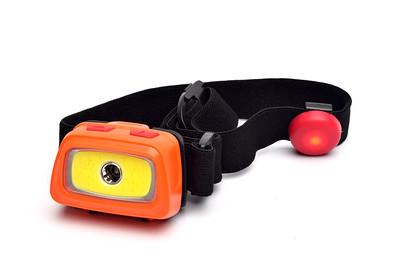 Headlight running lights