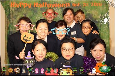 Tzu Chi Halloween 2019