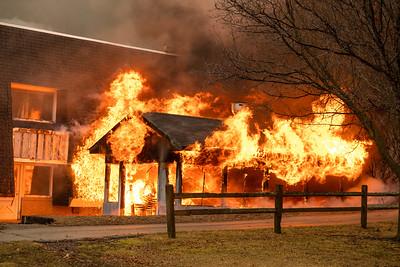 McHenry Township Training Burndown Chapel Hill Golf club