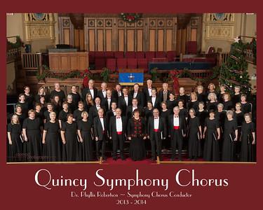 Quincy Symphony Chorus - 2013-2014