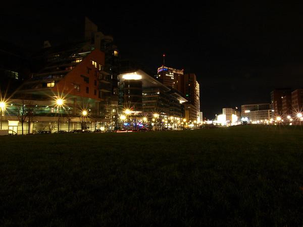 2012-11-03 - Langzeitbelichtung Potsdamer Platz