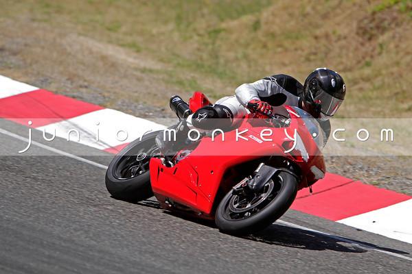 Ducati - Red 1098
