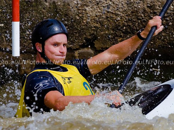 MČR 2013 ve vodním slalomu